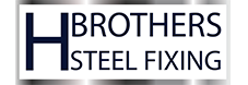 H Brothers Steel Fixing Logo